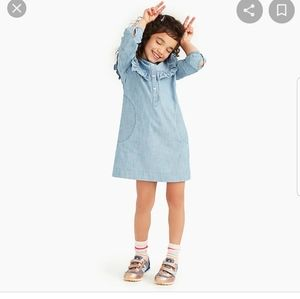Crewcuts Denim Dress